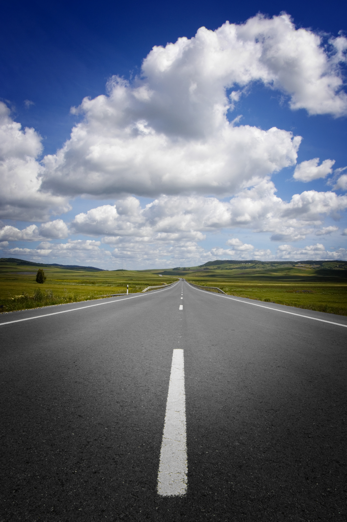 Road Transport: Who's in the driving seat