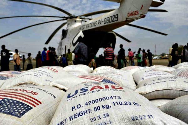 aid spending
