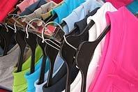 Clothes on a rack [Ulamonge design]