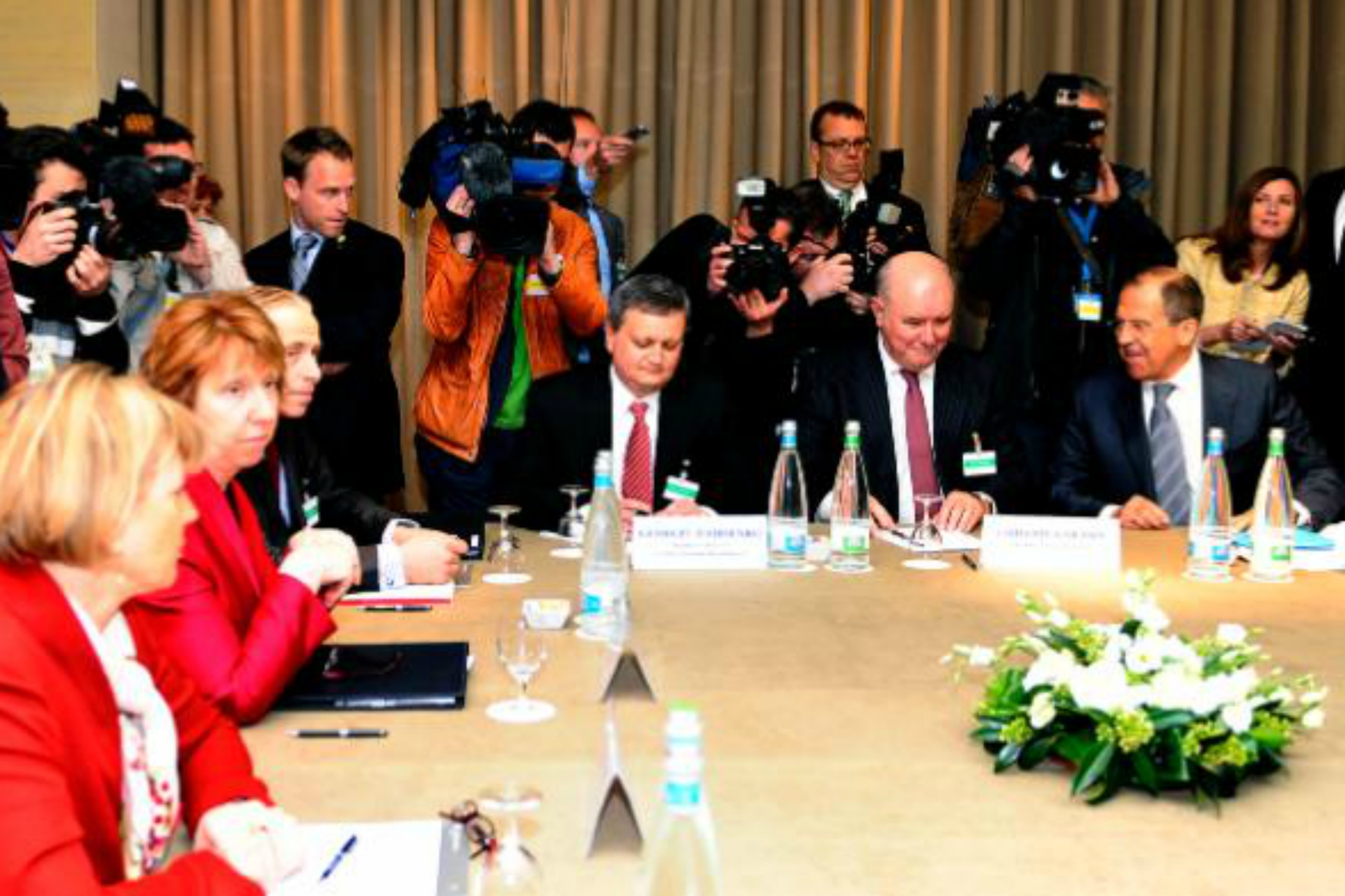 The Ukraine talks in Geneva