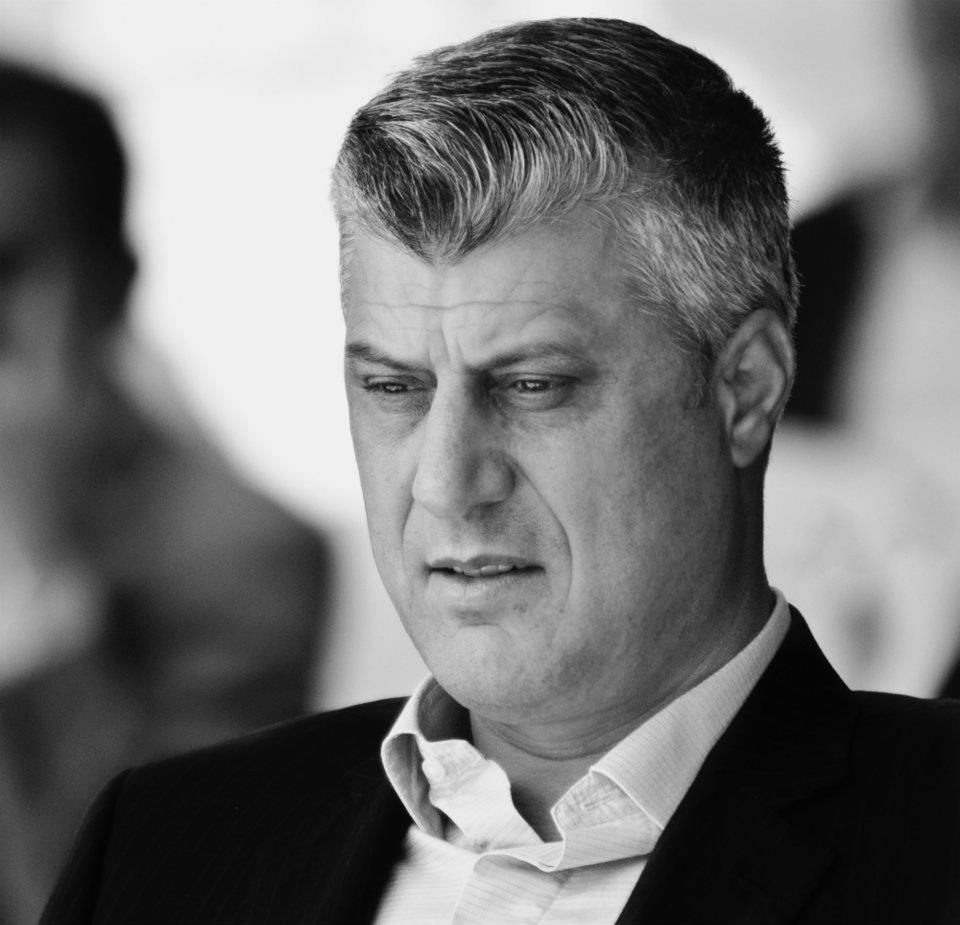 Hashim Thaçi - now the president of Kosovo - is accused of leading a mafia-style network involved in assassinations and unlawful detentions.