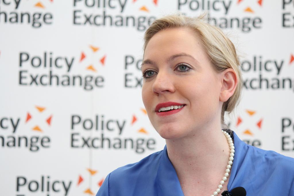Elizabeth Linder [Policy Exchange/Flickr]