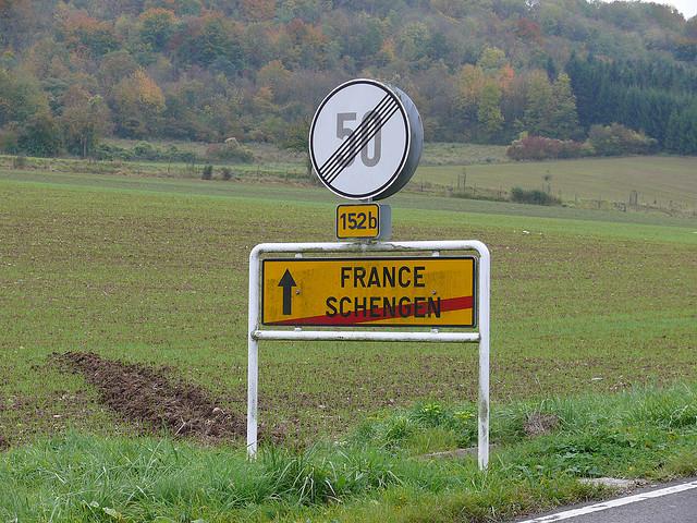 Schengen France