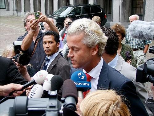Geert Wilders und die PVV haben zwei Sitze im Europaparlament verloren. Foto: Roel Wijnants (CC BY-NC 2.0)