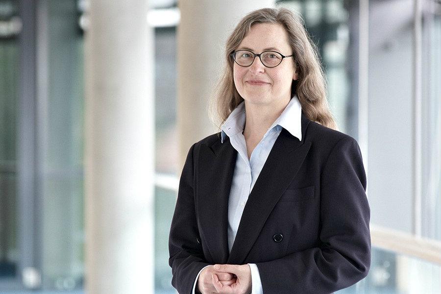 Professor Christina Holtz-Bacha. [Friedrich-Alexander Universität Erlangen-Nürnberg]