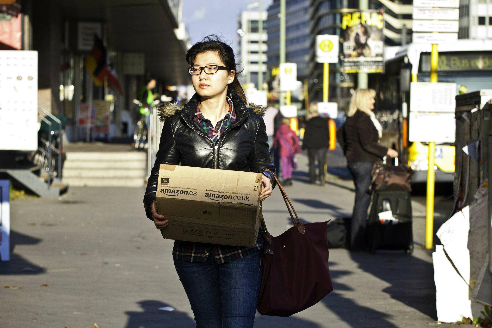 German consumers spent close to € 1.6 trillion in 2013. Berlin 2013 [Sascha Kohlmann/Flickr]