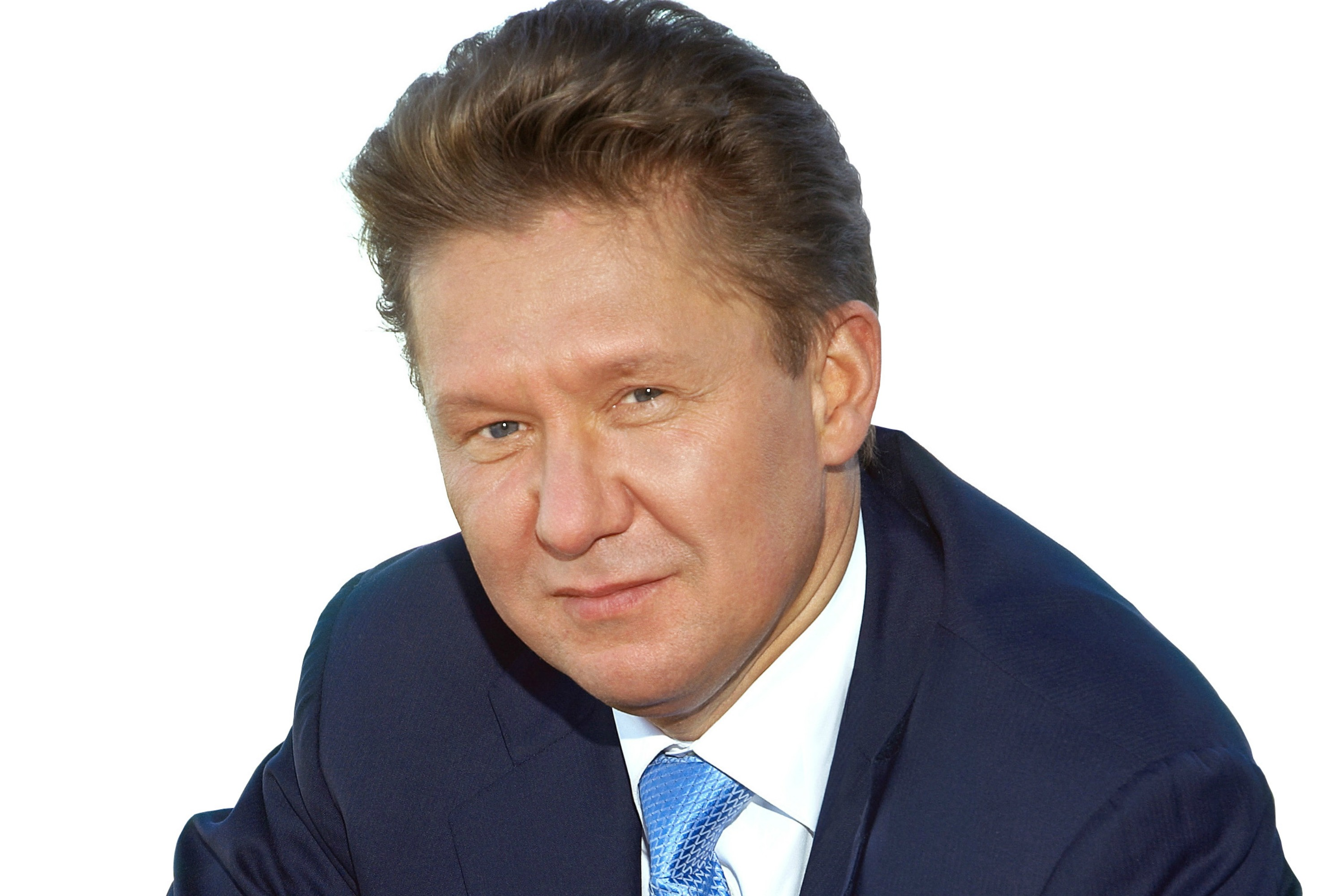 Gazprom's CEO Alexei Miller. Photo: Gazprom's website