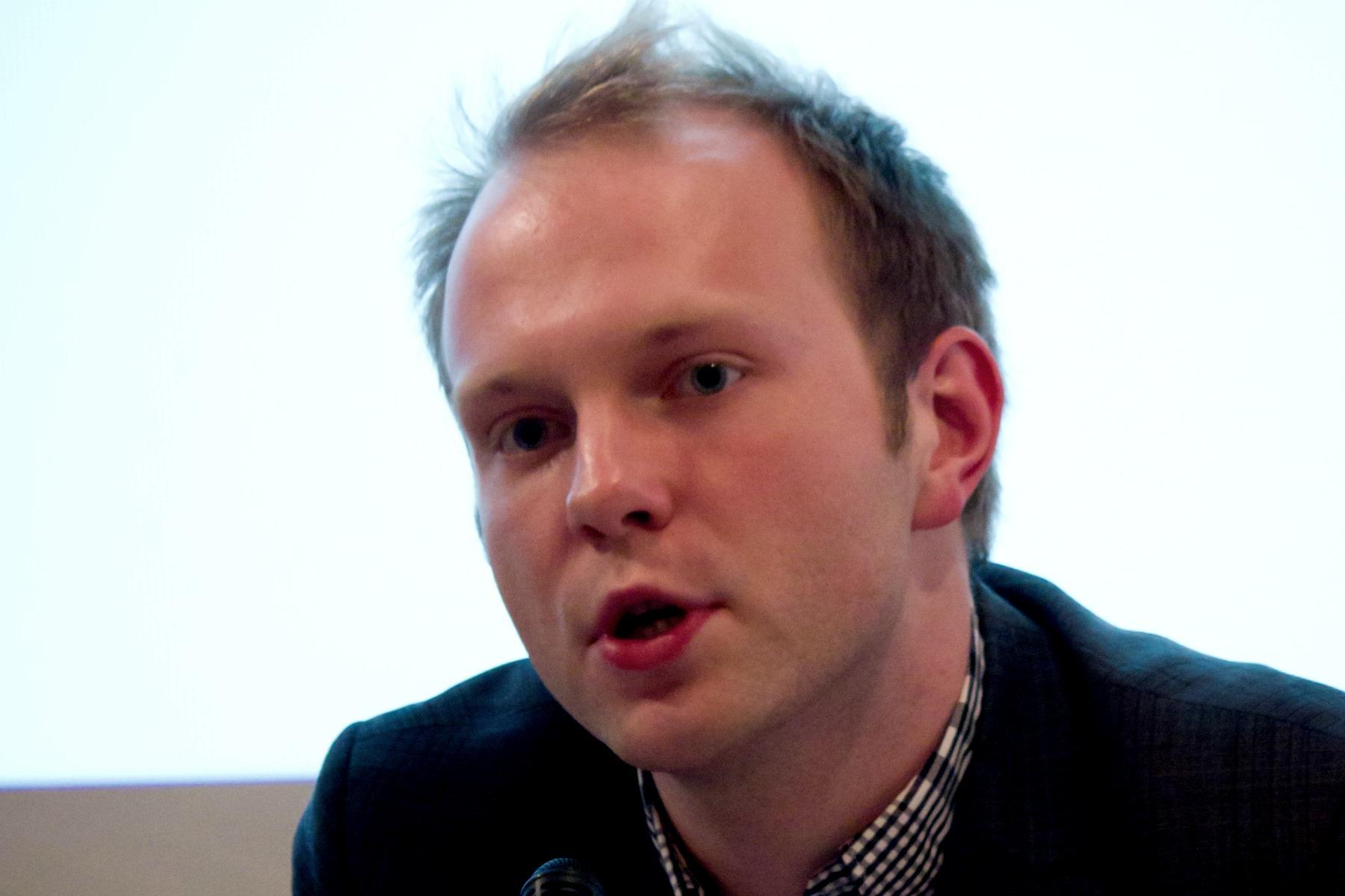 Allan Päll [Baltic Development Forum/Flickr]