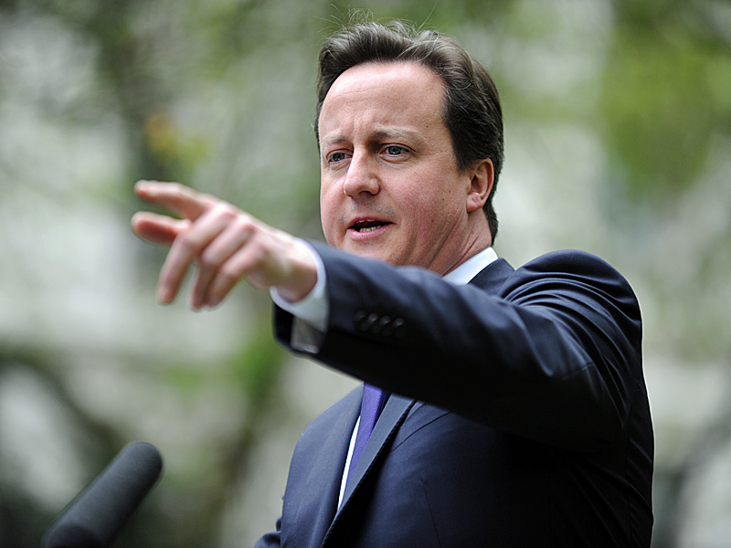David Cameron [Number 10/Flickr]