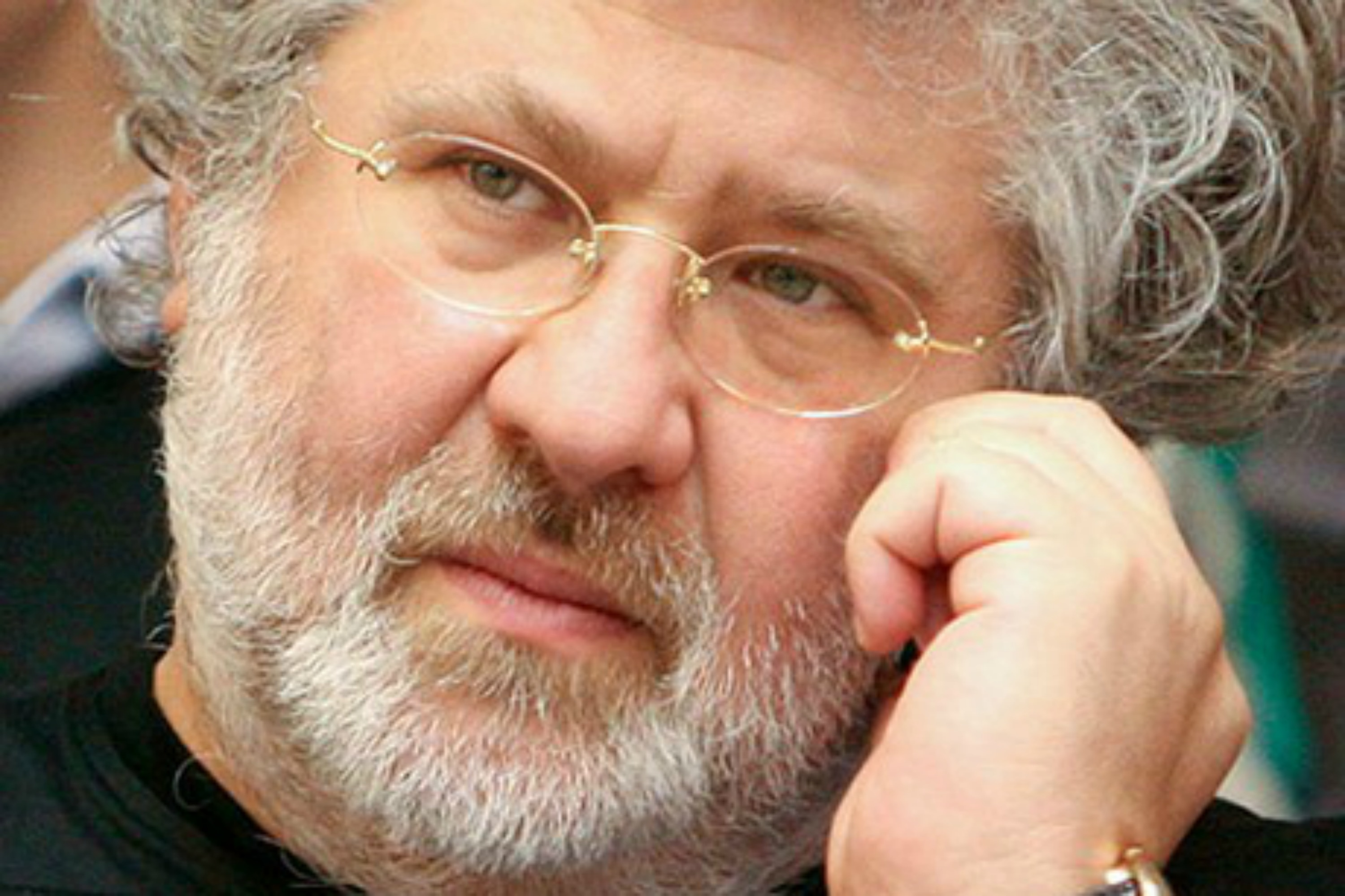 Ihor Kolomoisky, Photo Kyiv Post