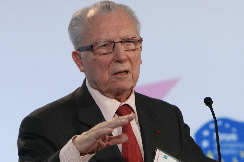 Jacques Delors [Parti socialiste/Flickr]