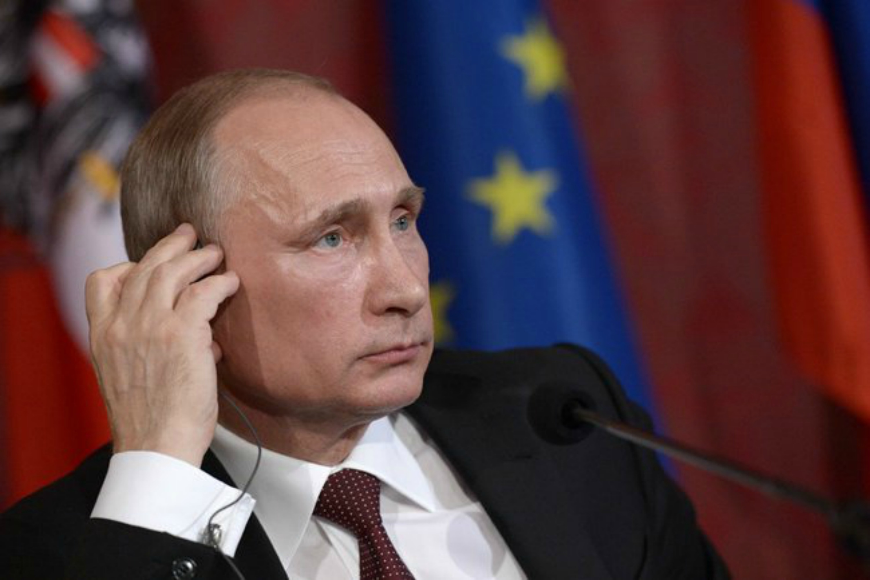 Vladimir Putin in Vienna on 24 June, photo the Kremlin
