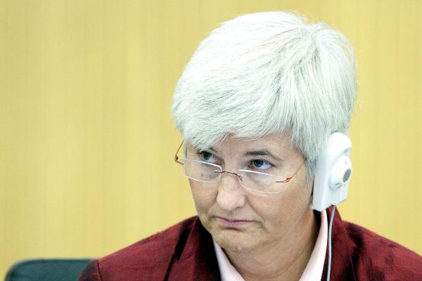 Sue Lautze at the UN Food and Agriculture Organization's headquarters in Rome, Italy. [Alessia Pierdomenico/FAO].