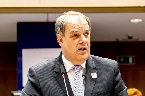 Bas Verkerk, ALDE-CoR's President