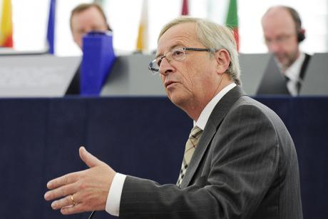 Jean-Claude Juncker is hoping for support from a majority in the European Parliament on 17 July after being nominated for Commission President by the European Council. [EP]