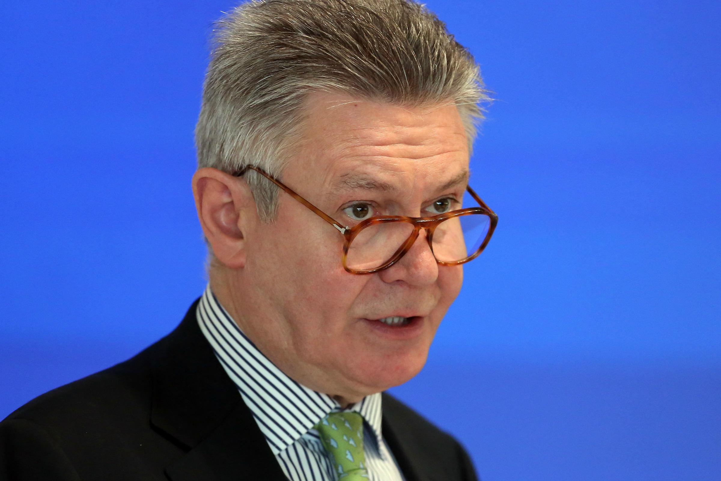 Karel De Gucht, the EU trade commissioner. [European Commission]