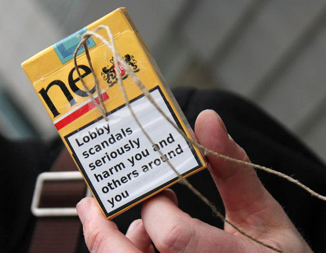 Tobacco lobby
