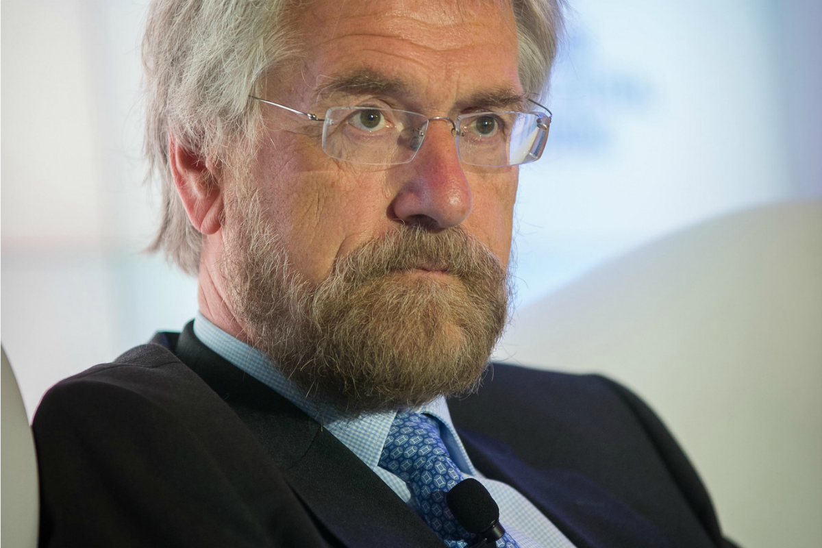 Peter Praet, the Euroepan Central Bank's chief economist [Photo: ECB/Flickr]