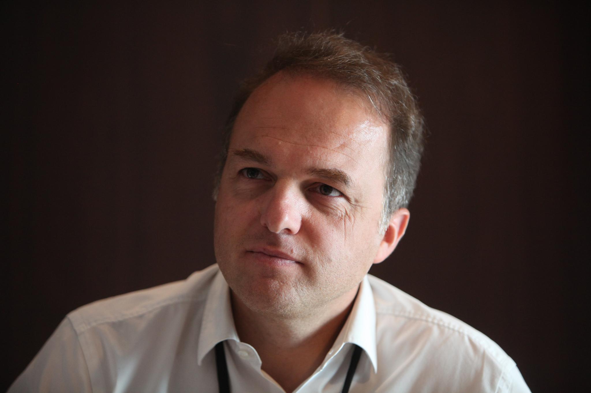 Yves Bertoncini, director of Notre Europe [Parti socialiste/Flickr]