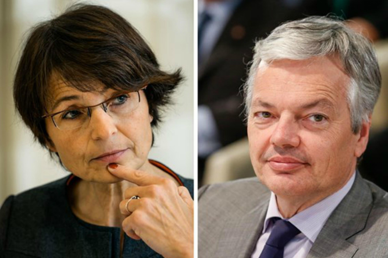 Marianne Thyssen, Didier Reynders