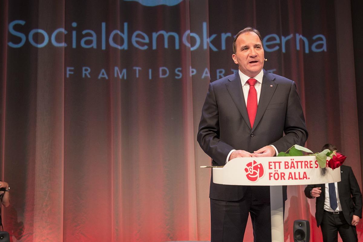 Stefan Löfven [Socialdemokraterna, Anders Löwdin / Flickr]