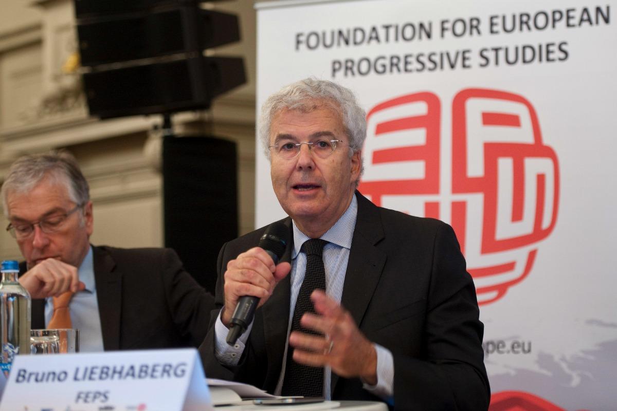 Bruno Liebhaberg [Photo © HorstWagner.eu, FEPS Europe/Flickr]