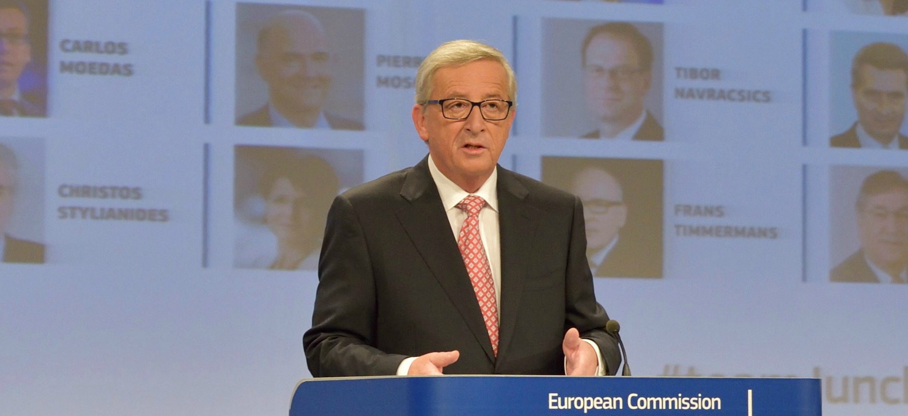 Jean-Claude Juncker [European Commission]