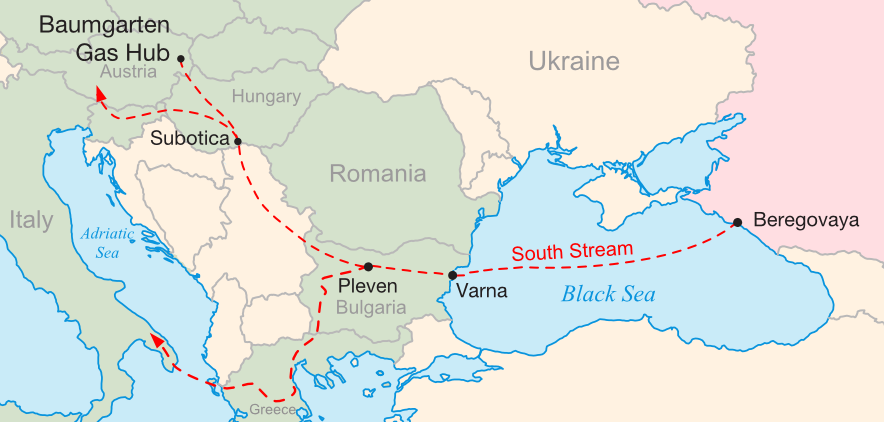 Hungary Attempts To Bypass Eu Law On South Stream