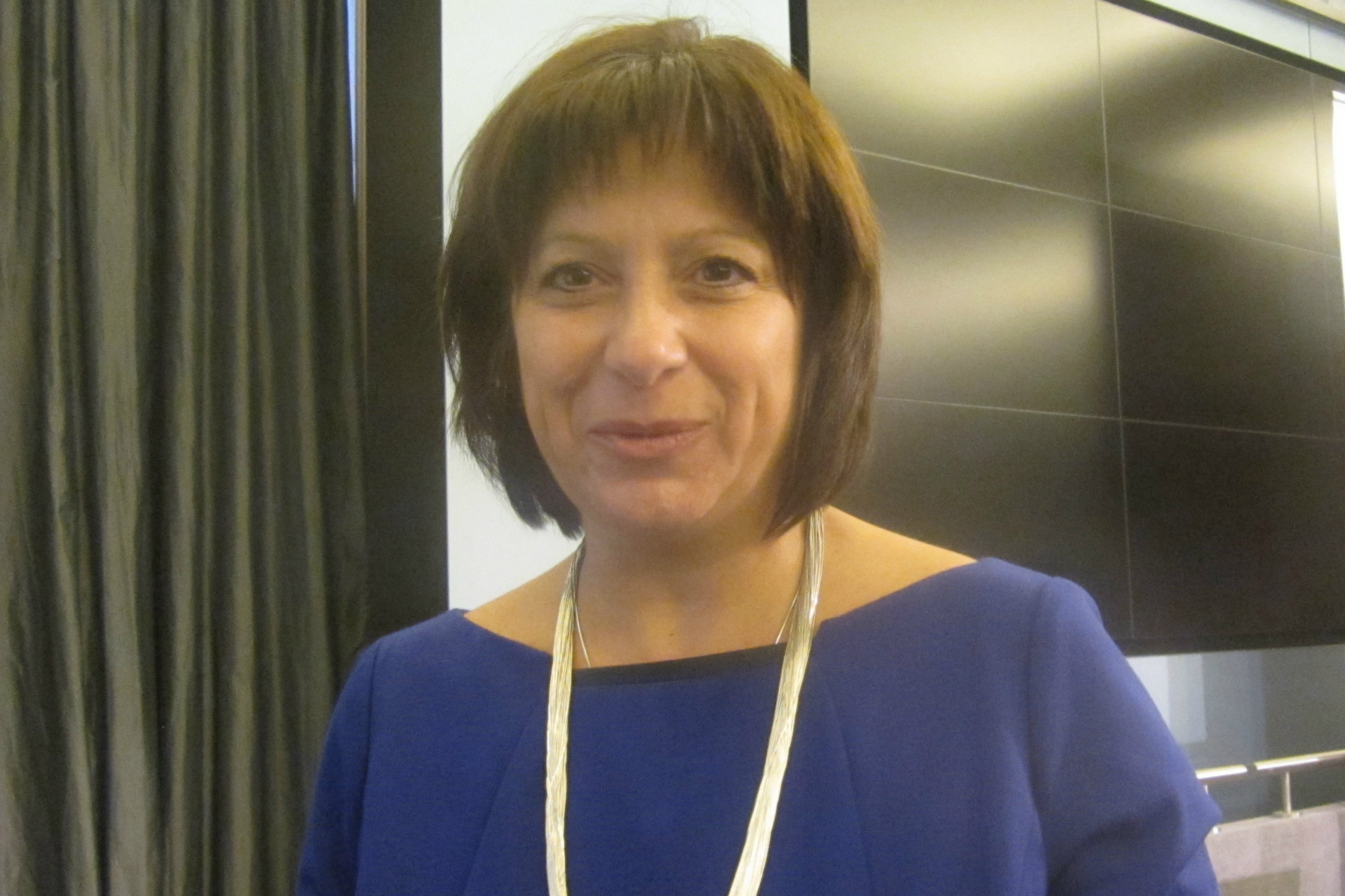 Natalie Ann Jaresko is not part of the new cabinet [Georgi Gotev]
