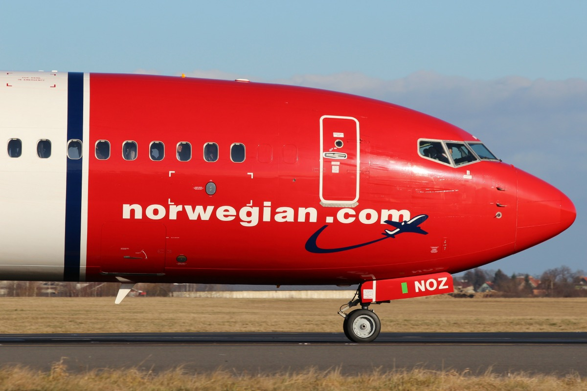 Norwegian Air Shuttle is the third largest low-cost carrier in Europe