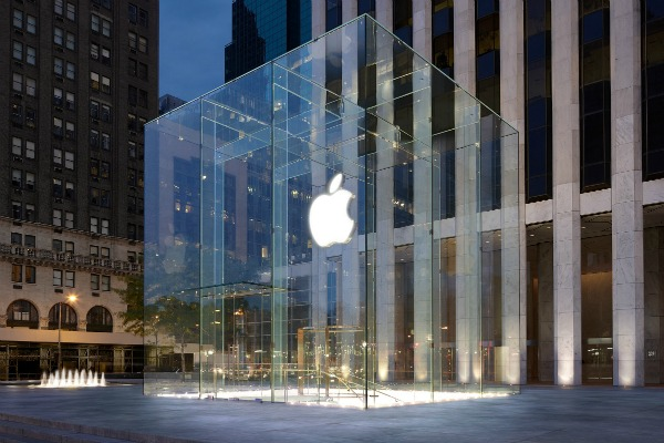 Apple store - New York City