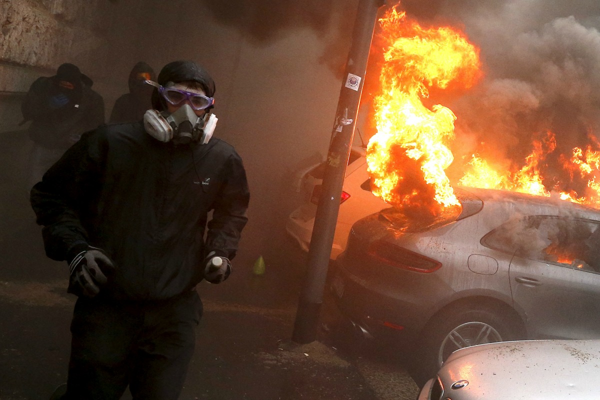 Milan Expo clashes