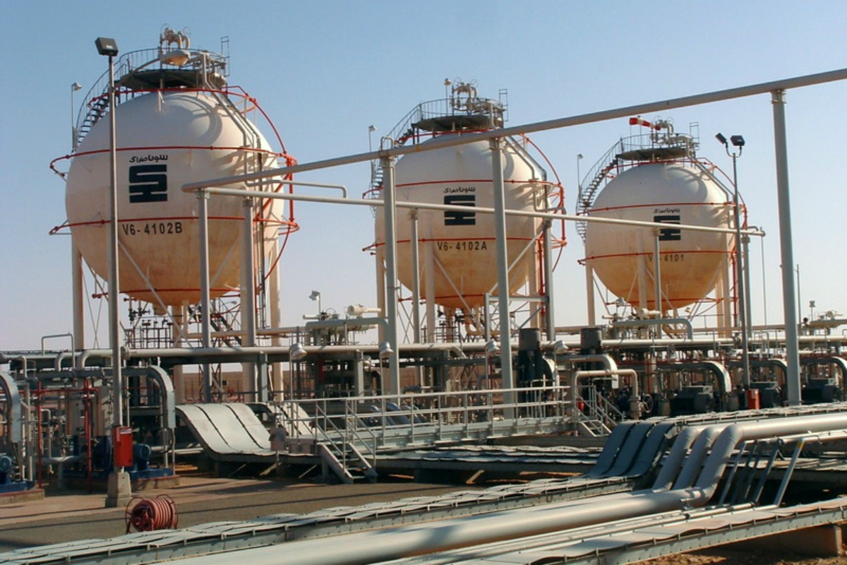 Sonatrach LNG terminals