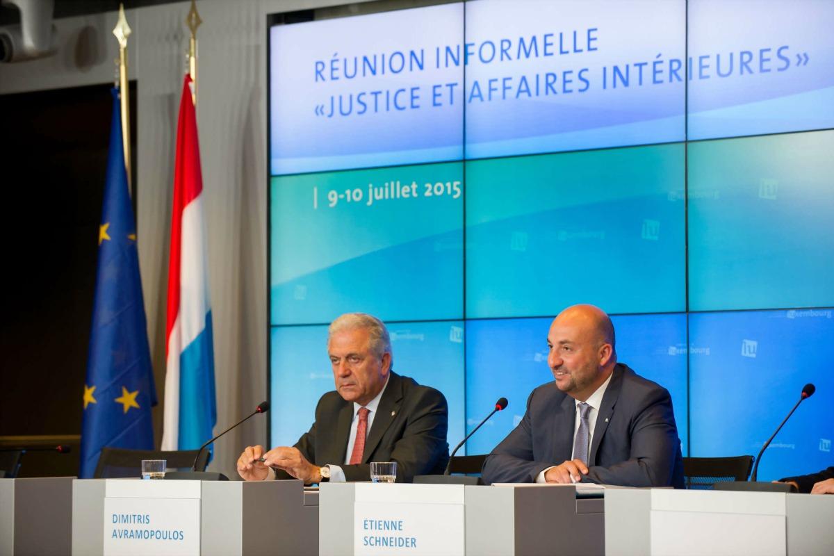 Dimitris Avramopoulos and Etienne Schneider