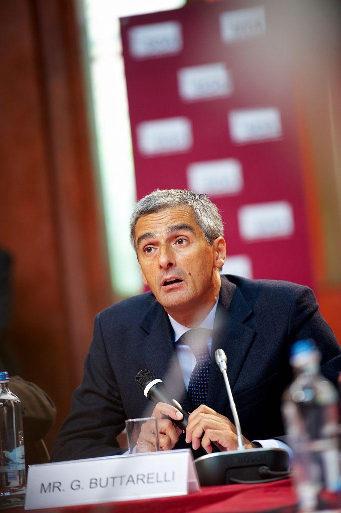 European Data Protection Supervisor Giovanni Buttarelli