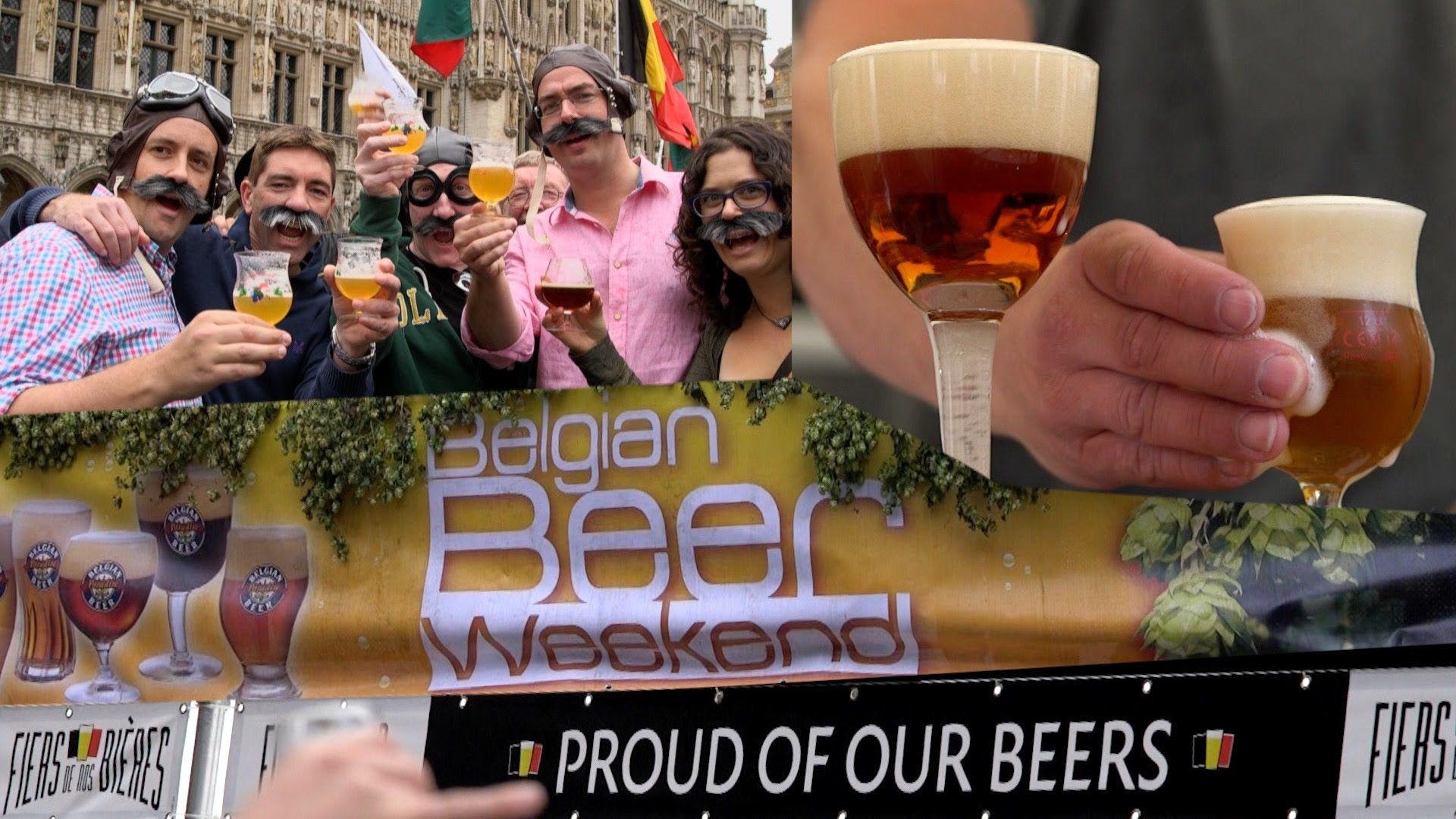 Beer Weekend draws over 60,000 in Brussels