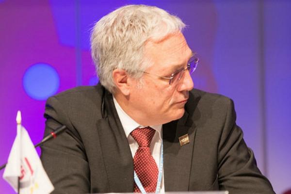 ENISA director Udo Helmbrecht
