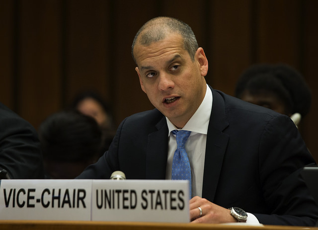Ambassador Daniel Sepulveda, US coordinator for international communications and information policy