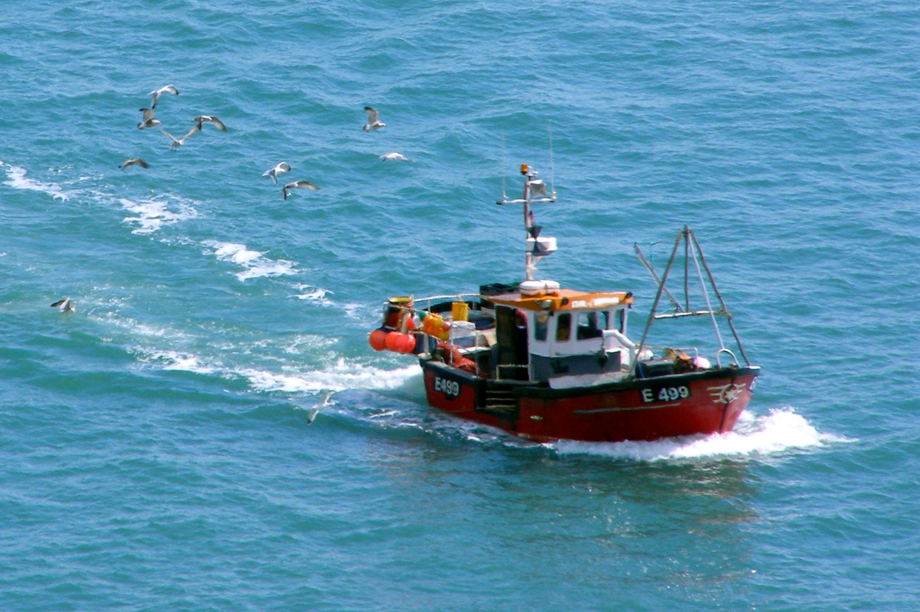 Fishing trawler related keywords fishing trawler long for Sea fishing boats