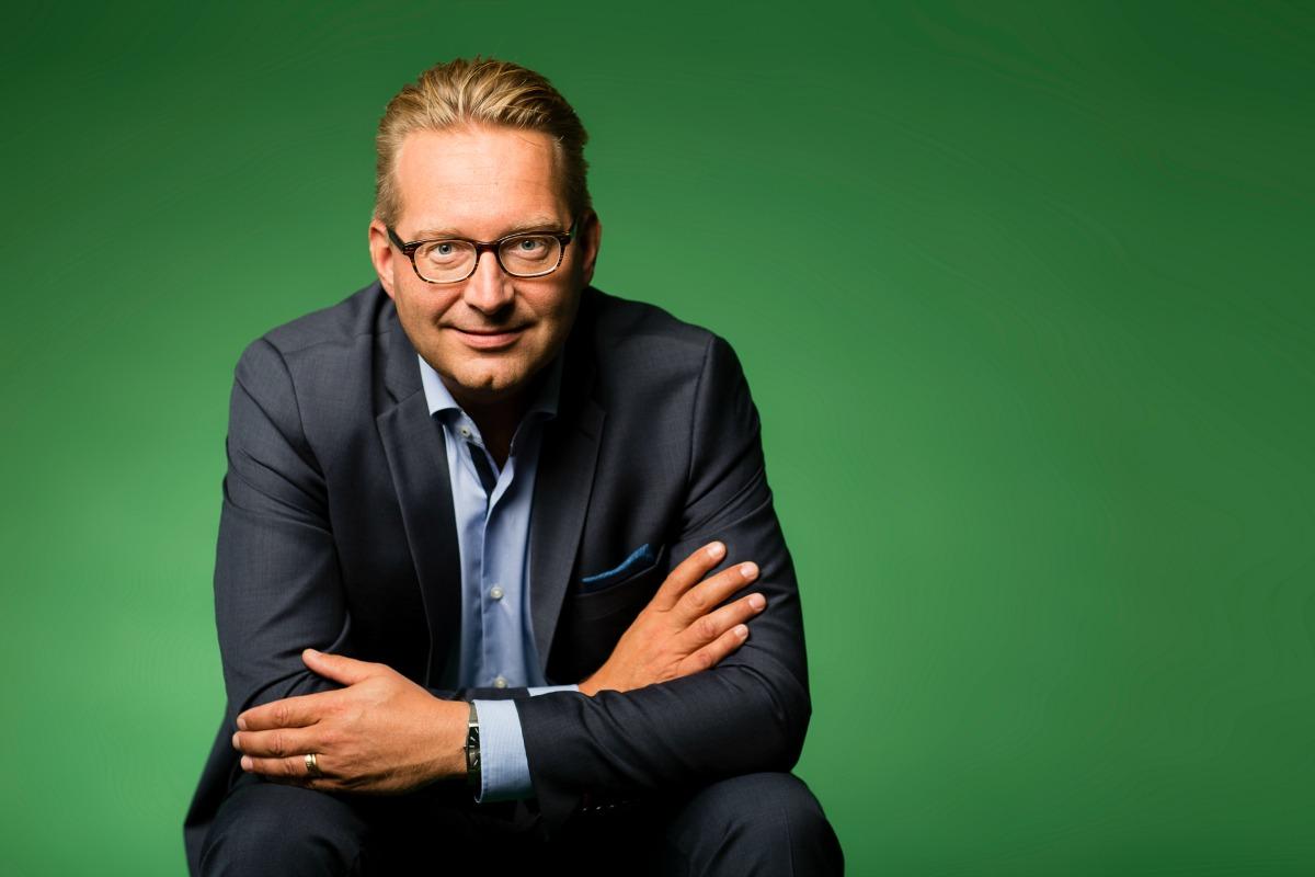 Niklas Gustafsson, Volvo Group