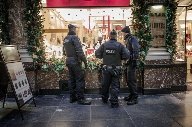 Belgian authorities looking for more suspects after arrests