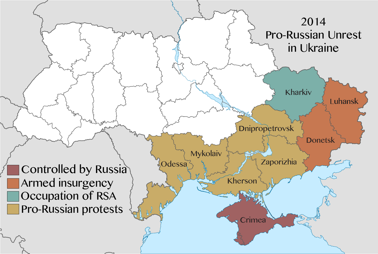 Maps Update 900701 Map Ukraine Conflict Explained Ukraine – Map Ukraine Fighting