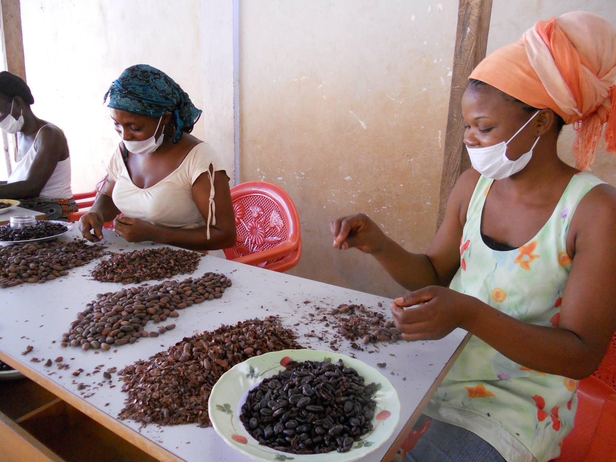 Choco Togo sees itself as job generator.