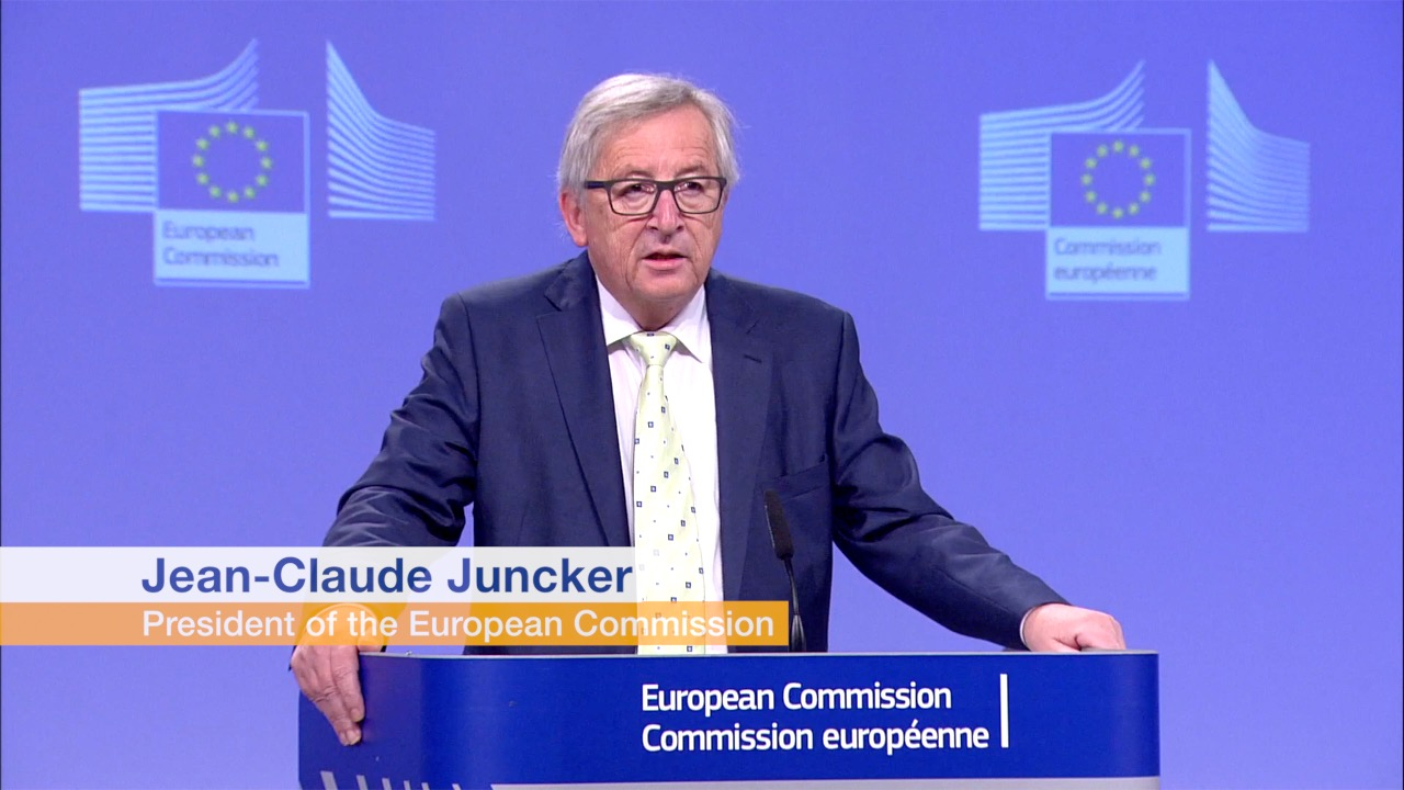 Juncker: EU is ready to launch negotiations swiftly with UK