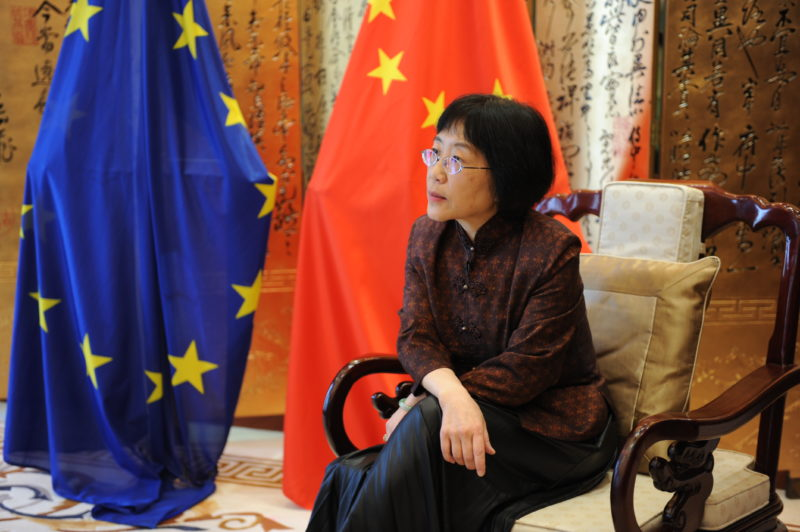 South china sea arbitration illegal illegitimate and for Ambassador chinese cuisine
