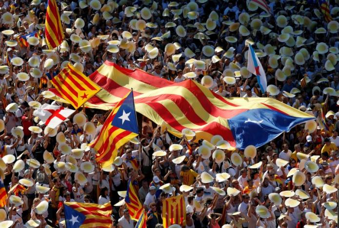 Catalonia will declare independence 'immediately' after referendum