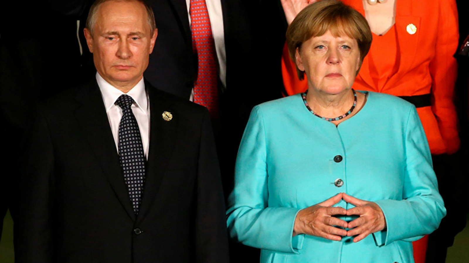 Image result for merkel putin