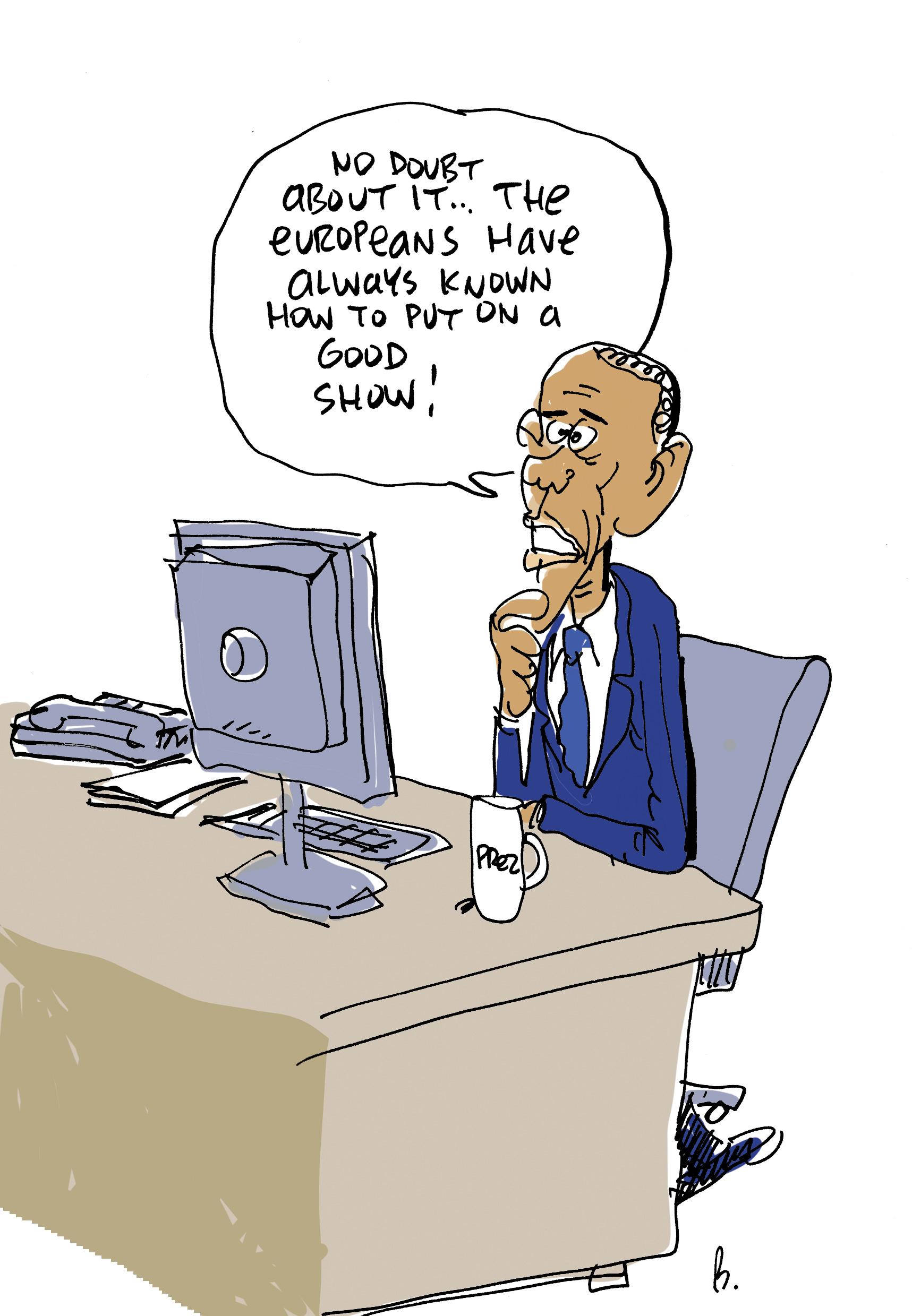 Berco Obama EN