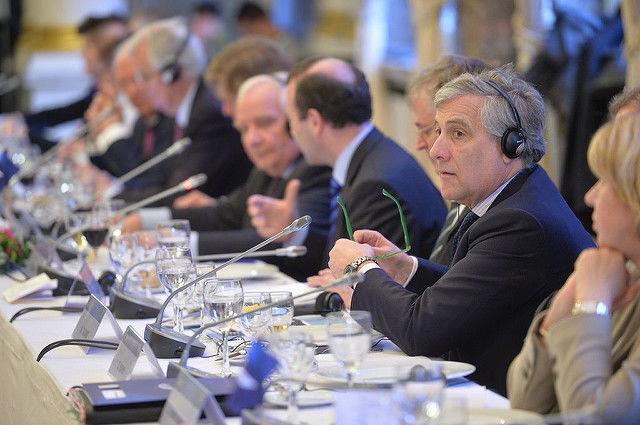 Tajani infuriates Greece with 'Macedonia' comment