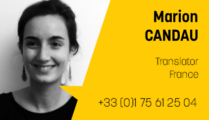 Marion Candau